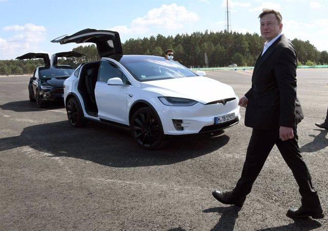 El presidente de Tesla, Elon Musk.