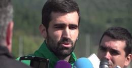 Fútbol.- El veterano Asier Riesgo defenderá la portería del Leganés