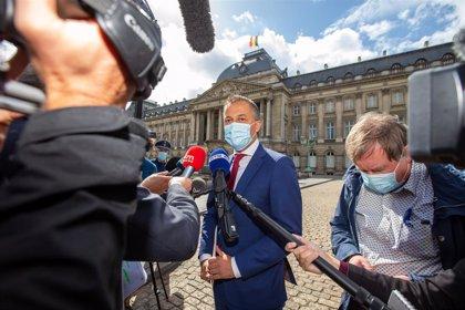 Bélgica.- Las negociaciones para formar Gobierno en Bélgica, en suspenso por el positivo en coronavirus del mediador