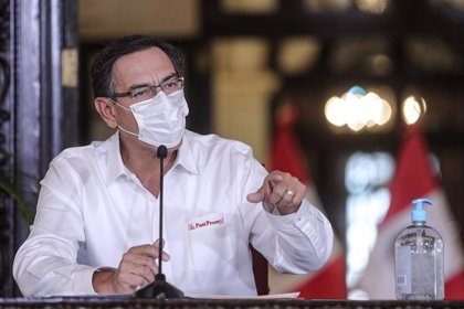 """Coronavirus.- El presidente de Perú pide unidad a la población y """"seguir luchando hasta derrotar"""" al coronavirus"""