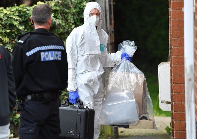 R.Unido.- La Policía de Birmingham presenta cargos por asesinato contra el joven