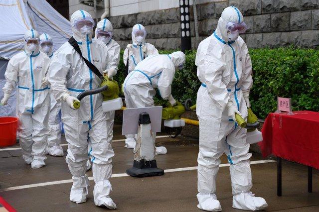 Coronavirus.- China registra únicamente dos casos de coronavirus importados y ni