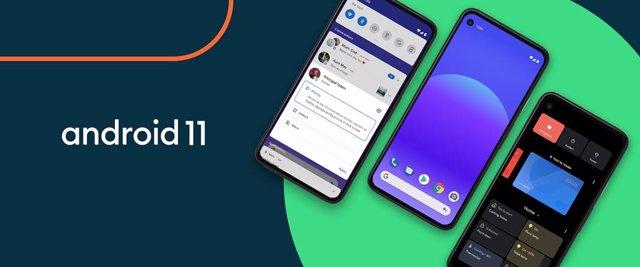 Android 11 trae el control de dispositivos conectados con un solo toque y los pe