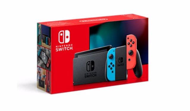 Nintendo Switch con batería de mayor duración