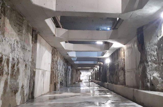 Tunel de Atarazanas
