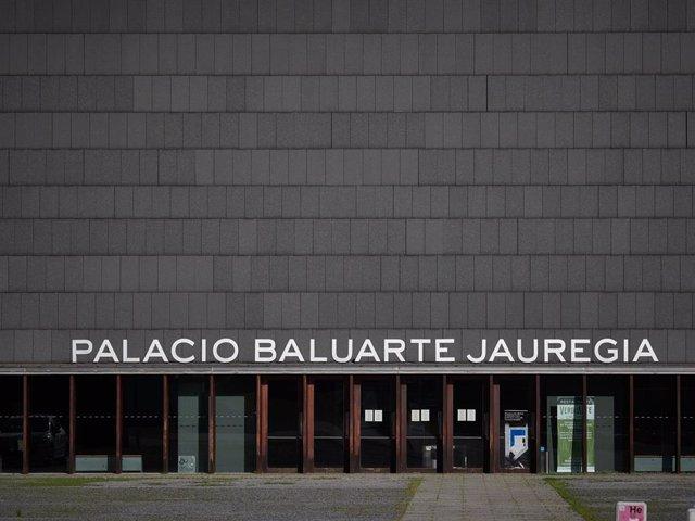 El Palacio de Congresos y Auditorio Baluarte de Pamplona