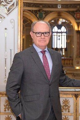 David Jiménez-Blanco, nuevo presidente no ejecutivo de la Bolsa de Madrid