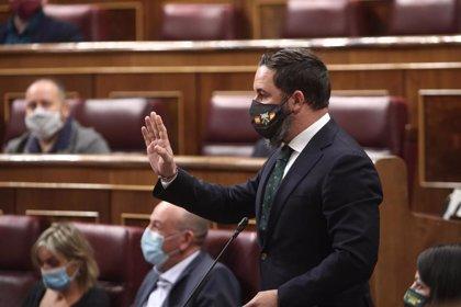 """Abascal se reafirma en considerar al Gobierno de Sánchez peor que los de Franco: """"Ni lapsus ni leches"""""""