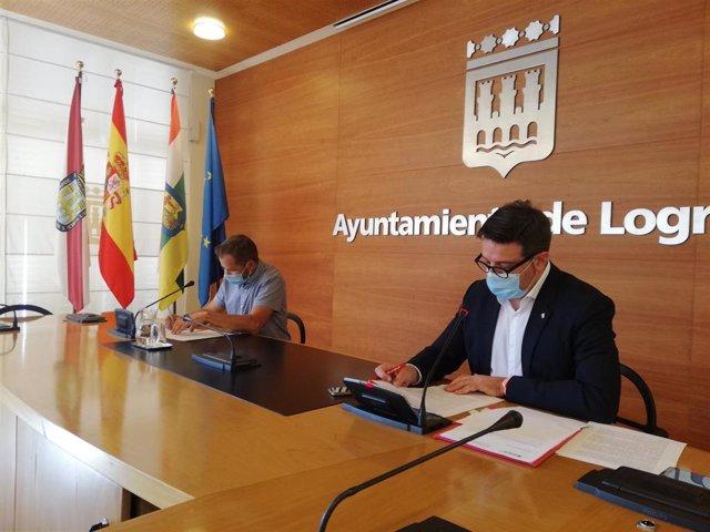El Ayuntamiento de Logroño comienza la tramitación del PERI Paula Montalt, que pasará a ser residencial