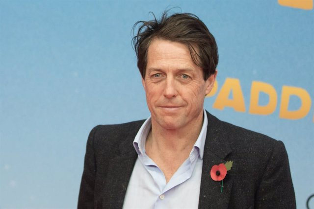 "FILED - 12 November 2017, Berlin: (RECROP) English actor Hugh Grant attends the German premiere of ""Paddington 2"". Suring a radio interview, Grant said that the tabloid press are responsible for ""murdering"" Princess Diana. Photo: Jörg Carstensen/dpa"