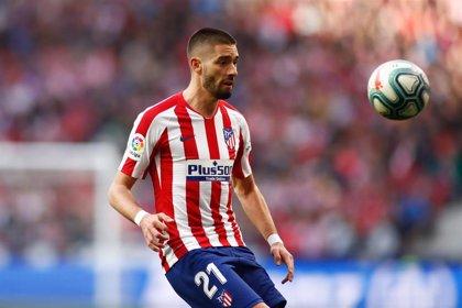 """Yannick Carrasco, feliz por quedarse en el Atlético: """"Soy más maduro"""""""