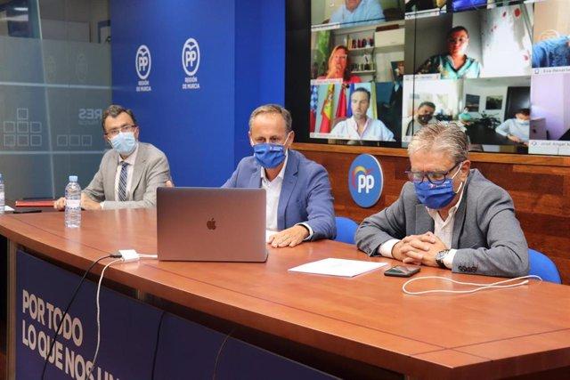Alcaldes del Partido Popular en la Región de Murcia