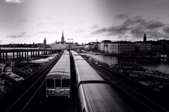 Algunos trenes en Suecia siguen funcionando gracias a Windows 95