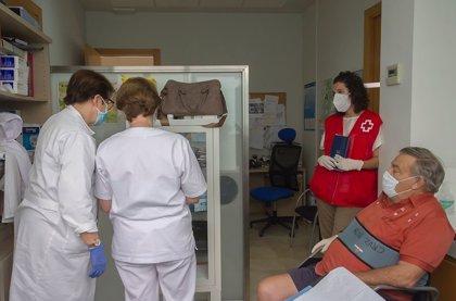 IMAS y Cruz Roja ponen en marcha el plan de cribados masivos para monitorizar las 44 residencias de ancianos de Mallorca