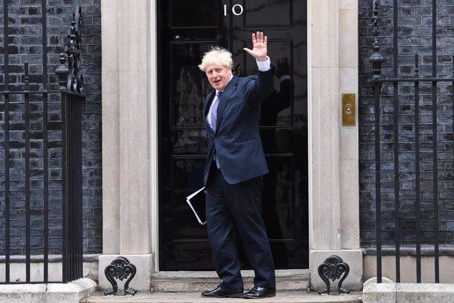 Brexit.- Boris Johnson defiende la ley que modifica el acuerdo del Brexit para e