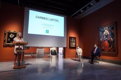 Carmen Laffón será la protagonista del otoño cultural en Sevilla con tres exposiciones