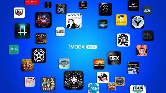iVoox Plus, el nuevo servicio de suscripción de podcast que ofrece más de 10.000