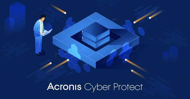B2B-Solution Acronis Cyber Protect 15
