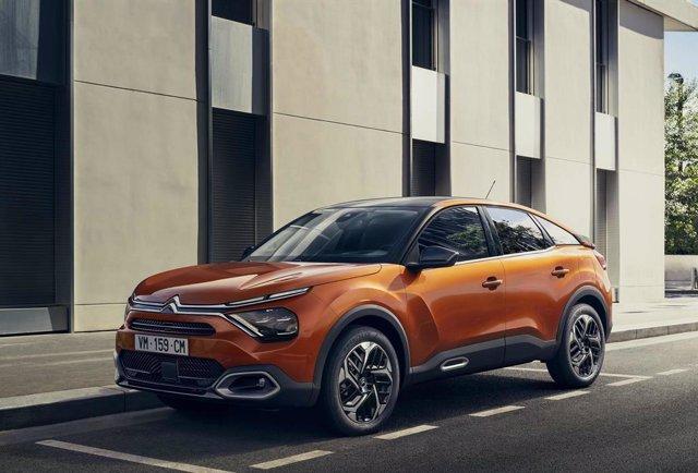 El nuevo C4 de Citroën.