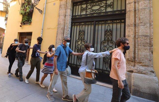 El proyecto artístico 'El apartamento' de Fermín Jiménez Landa
