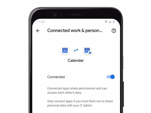 Google Calendar soportará los perfiles cruzados para ver eventos personales en e