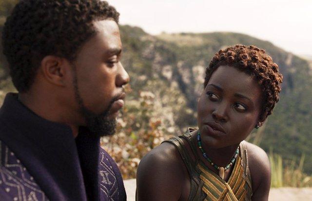 Lupita Nyong'o recuerda a Chadwick Boseman