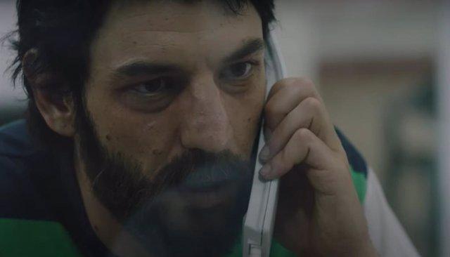 Joxe Mari interpretado por Jon Olivares en Patria, la serie de HBO