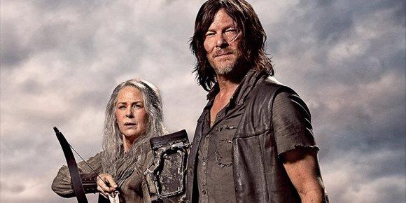 7. The Walking Dead acabará con su temporada 11 y anuncia spin-off de Daryl y Carol