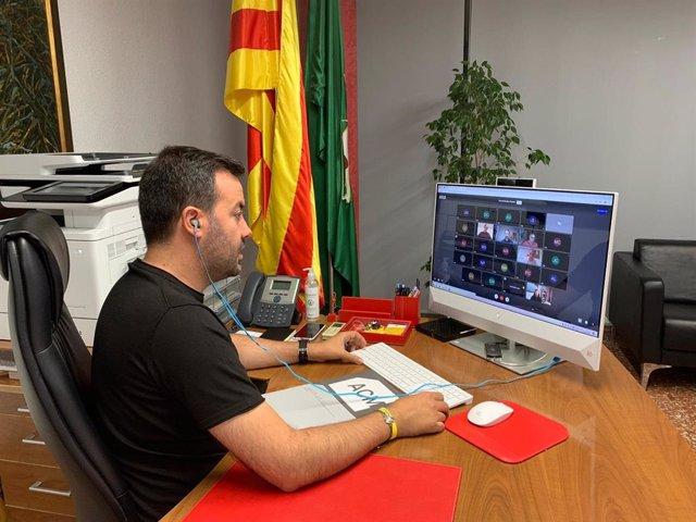 El presidente de la Associació Catalana de Municipis, Lluís Soler.