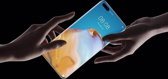 LG y Samsung dejarán de suministrar pantallas de móviles a Huawei a partir del 1