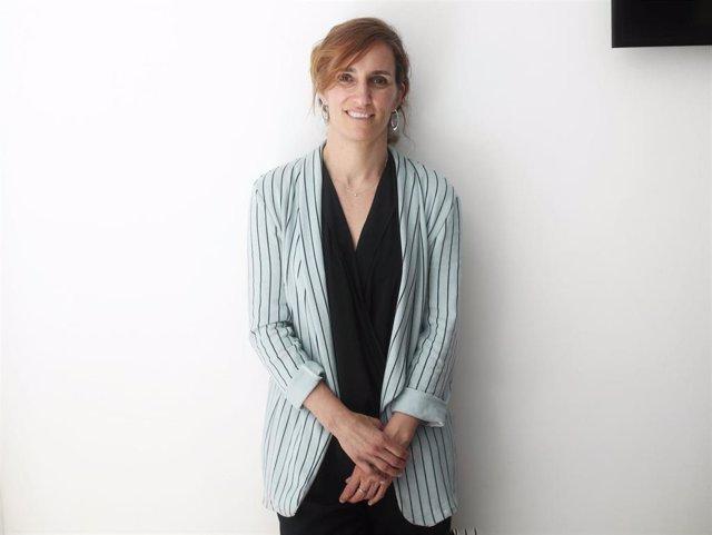 Líder de Más Madrid en la Comunidad de Madrid, Mónica García