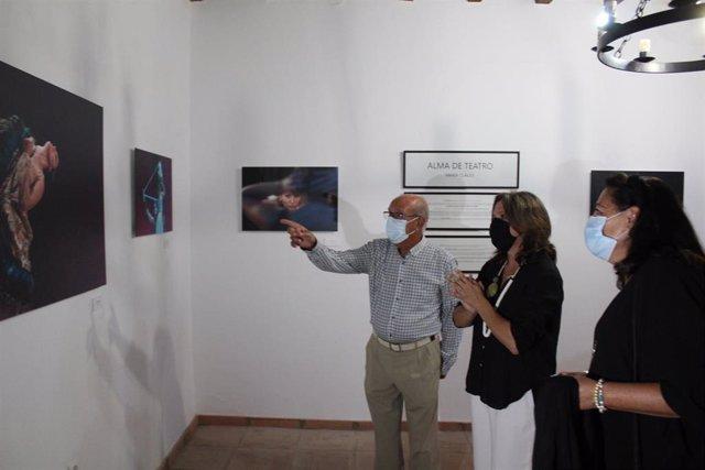 "Fotografías Inauguración ""Alma De Teatro"" María Clauss"