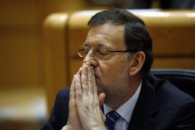 El expresidente del Gobierno español Mariano Rajoy, en una imagen de archivo