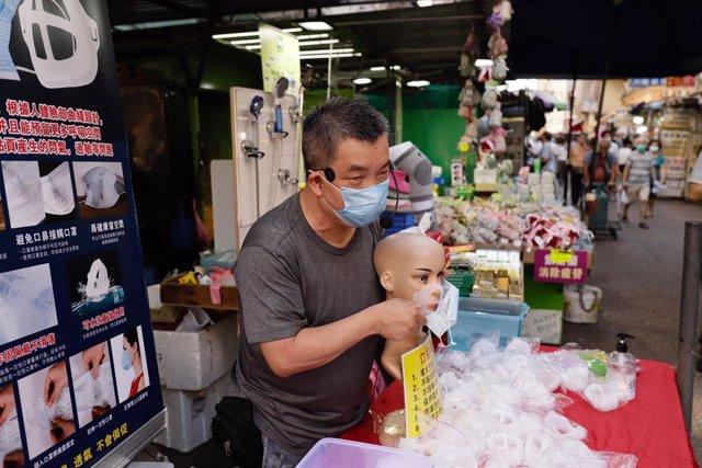 Coronavirus.- China vuelve a no registrar ningún contagio de coronavirus local p