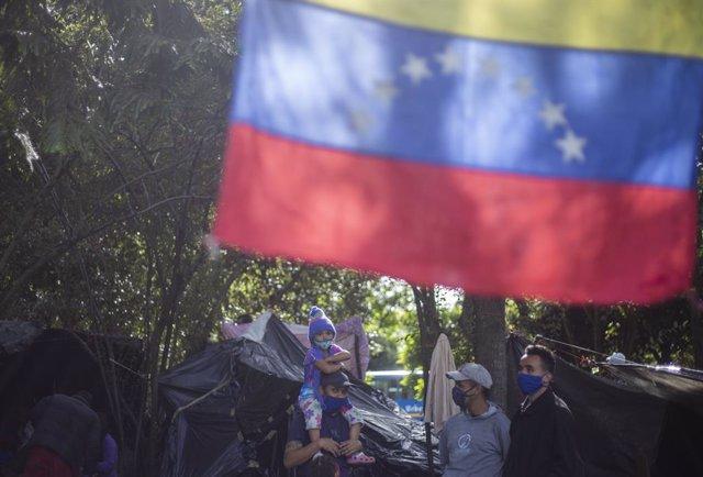 Más de 110.000 migrantes venezolanos han regresado a su país en el contexto de l