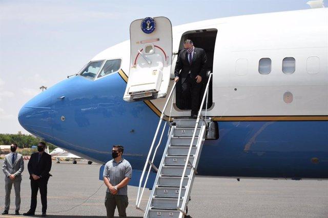 EEUU/China.- EEUU ha retirado más de mil visados a ciudadanos chinos desde junio