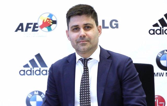 Fútbol.- La AFE celebra el acuerdo para crear el protocolo sanitario para inicia