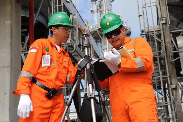 Economía.- BP compra el 50% de dos campos de energía eólica marina en EE.UU. a E