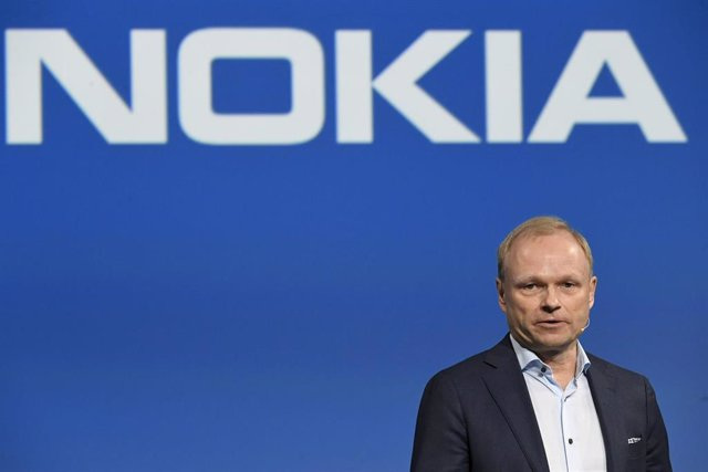 Pekka Lundmark, presidente y CEO de Nokia