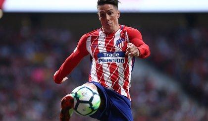 """Fernando Torres y su vuelta al Atlético: """"Tiempo al tiempo, lo mejor está por venir"""""""