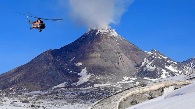 Los volcanes exhiben una memoria de crecimiento tras colapsar