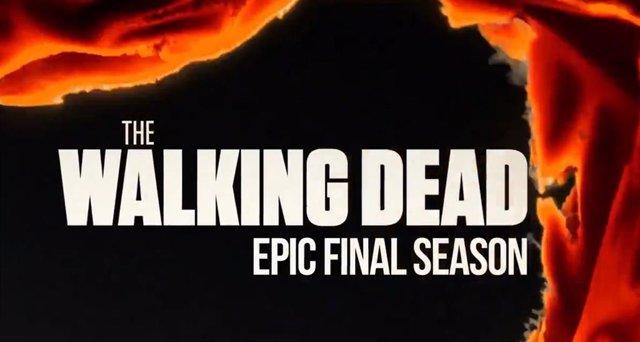 Temporada final de The Walking Dead