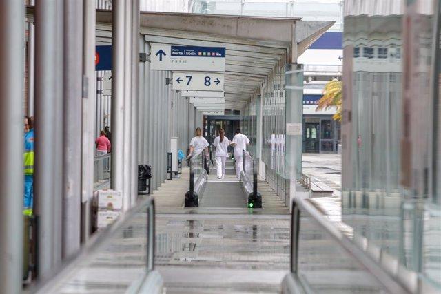 Hospital temporal de la Comunitat de Madrid a IFEMA.