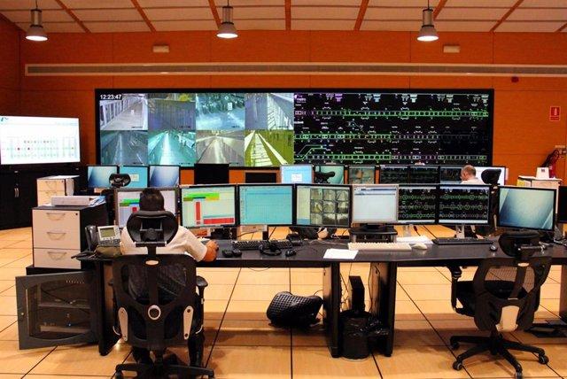 Sistema de control de ocupación en las estaciones