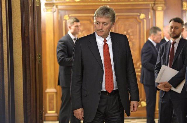 """Rusia.- El Kremlin ve """"inaceptable"""" que se intente vincular al Gobierno ruso con"""