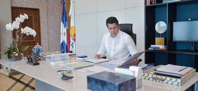 David Collado ministro de Turismo de República Dominicana