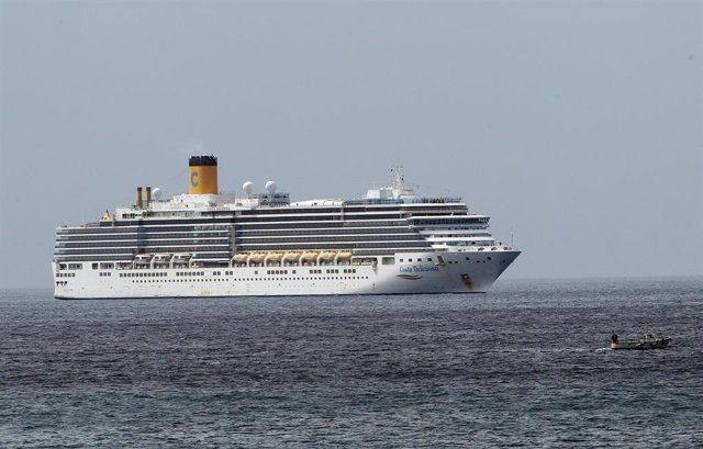Imagen del Costa Deliziosa de Costa Cruceros