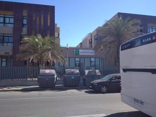 Residencia de mayores 'El Zapillo', en Almería
