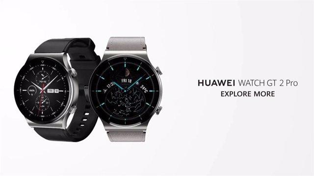 Huawei presenta Watch GT 2 Pro, su nuevo reloj con funciones para golf y esquí