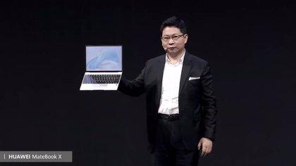 Portaltic.-Huawei rediseña su portátil MateBook X: menos de 1kg y 90% de ratio de pantalla